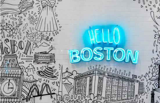 2つの異文化体験をしました: ボストンのジョブフェア